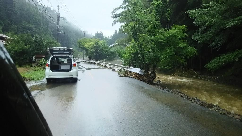 2017東峰村水害